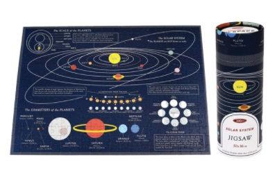 Space Age Puzzle