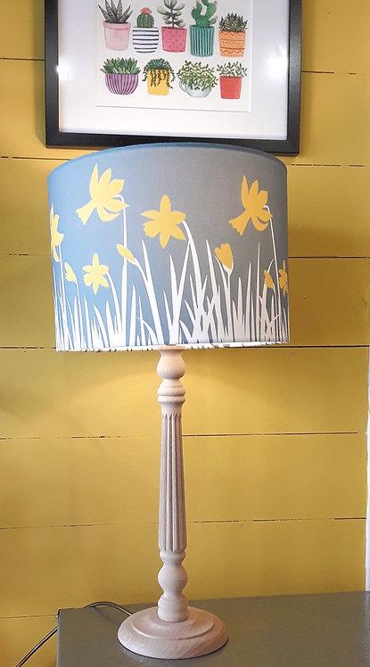 Daffodil Design Lamp Shade