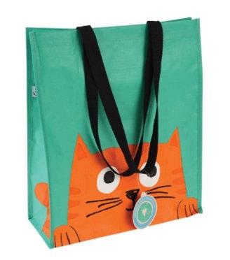 Cat Shopper Bag