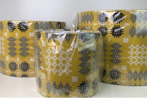 Mustard Welsh Blanket Shade