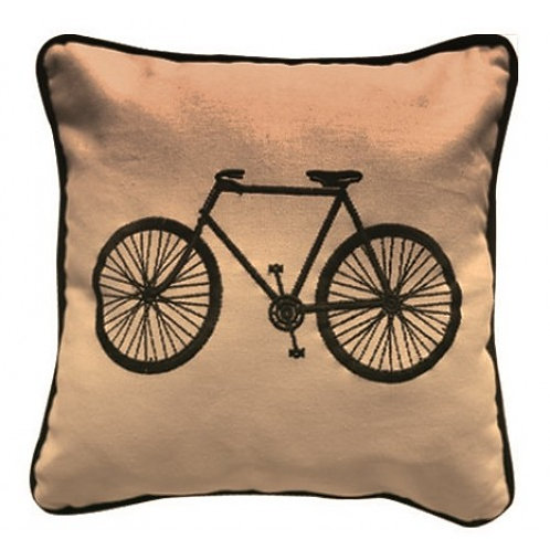 Bicycle Square Cushion