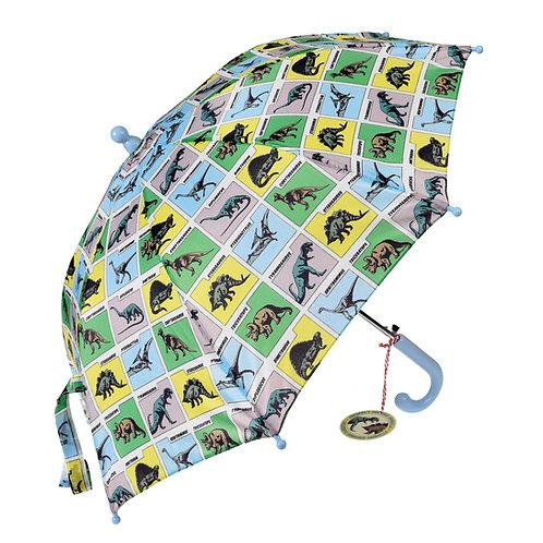 Children's Umbrella Dinosaurs
