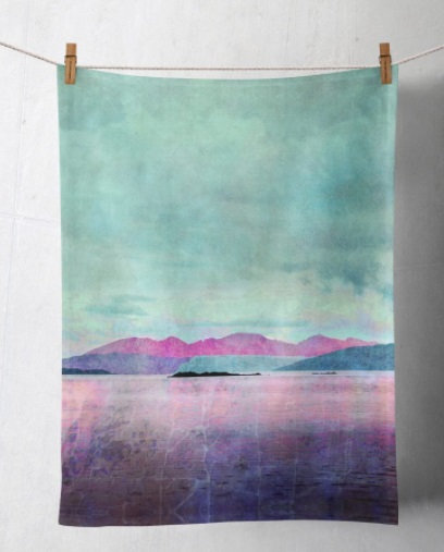 Tea Towel - Isle of Arran