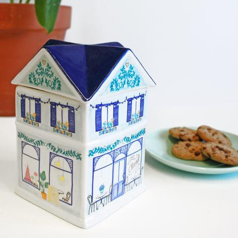 Boulevard House Jar