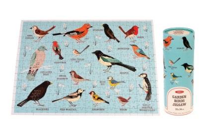 Garden Birds Puzzle