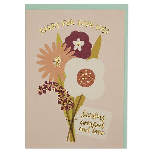 Card -Sympathy