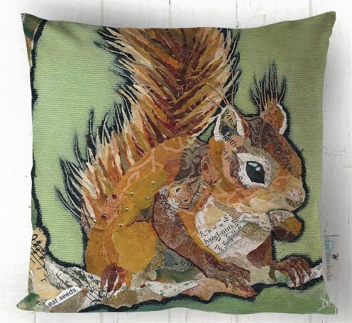 Cushion - Hands off my Nuts