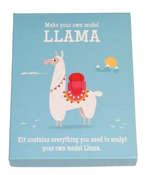 Dolly the Llama Model Kit