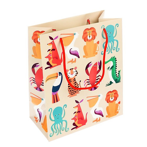 Colourful Creatures Small Giftbag