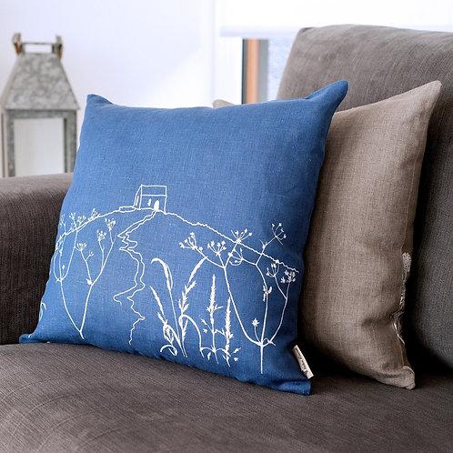 Rame Head Cushion Pure Linen
