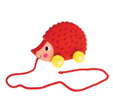 Ella The Hedgehog Wooden Toy