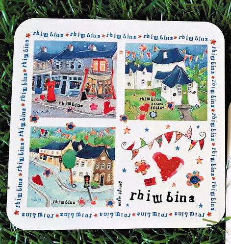 Rhiwbina Coaster