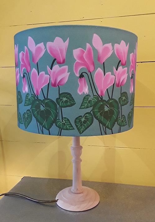 Cyclamen Design Lamp Shade