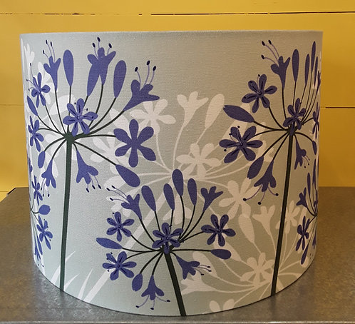 Agapanthus Design Ceiling Shade
