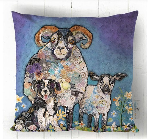 Ram a Lamb - Cushion