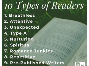 10 Types of Readers