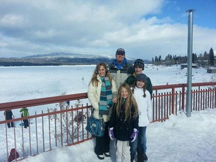 Join me at the McCall Winter Carnival