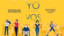 """""""Yo, como vos"""", una ventana hacia la disCapacidad en Costa Rica"""