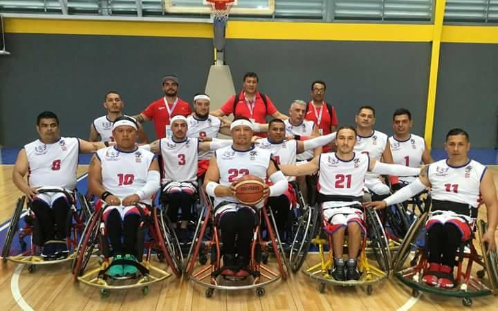 Palante Sele de basket CR