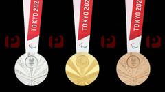 Presentan Medallas Inclusivas para Juegos Paralímpicos Tokyo 2020