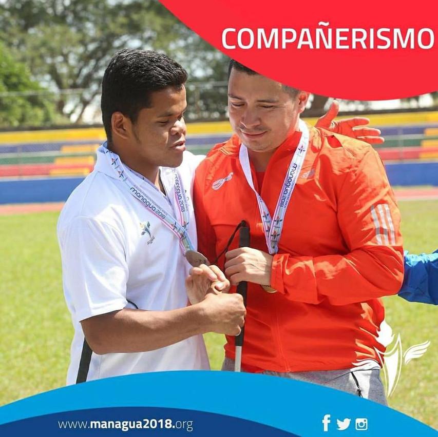 compañerismo Managua 2018