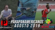 40 TICOS representarán a Costa Rica en los ParaPanamericanos LIMA 2019