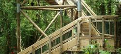 Sanctuary Mountain stair