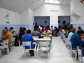 Apertura de Equinoccio Cafetería