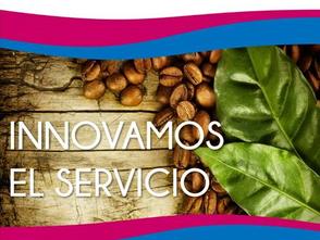 Innovación servicio Equinoccio Cafetería