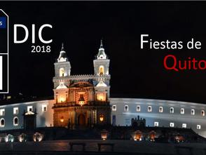 Festejo de Fiestas de Quito AETUTE 2018