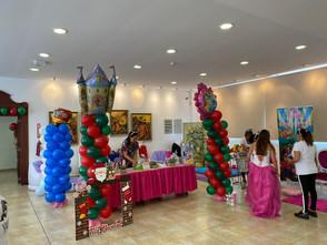 Festejo navideño niños AETUTE 2019
