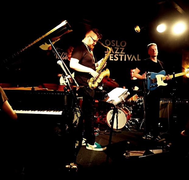 (1) STRATA Oslo jazz - Turid Kristin Øve