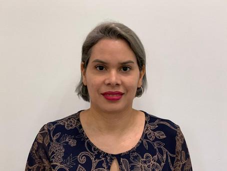 """""""El femicidio es una muerte prevenible"""", Joyce J. Araujo Lasso"""