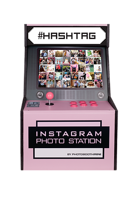Instagram Photo Station by Photobooth MINI