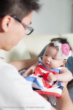 初生嬰兒攝影服務_3