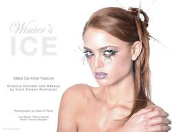 Posh Sauvage Magazine December 2012_Photographer_ Sean O'Toole Photography LLC_Makeup_ Erick Gerson
