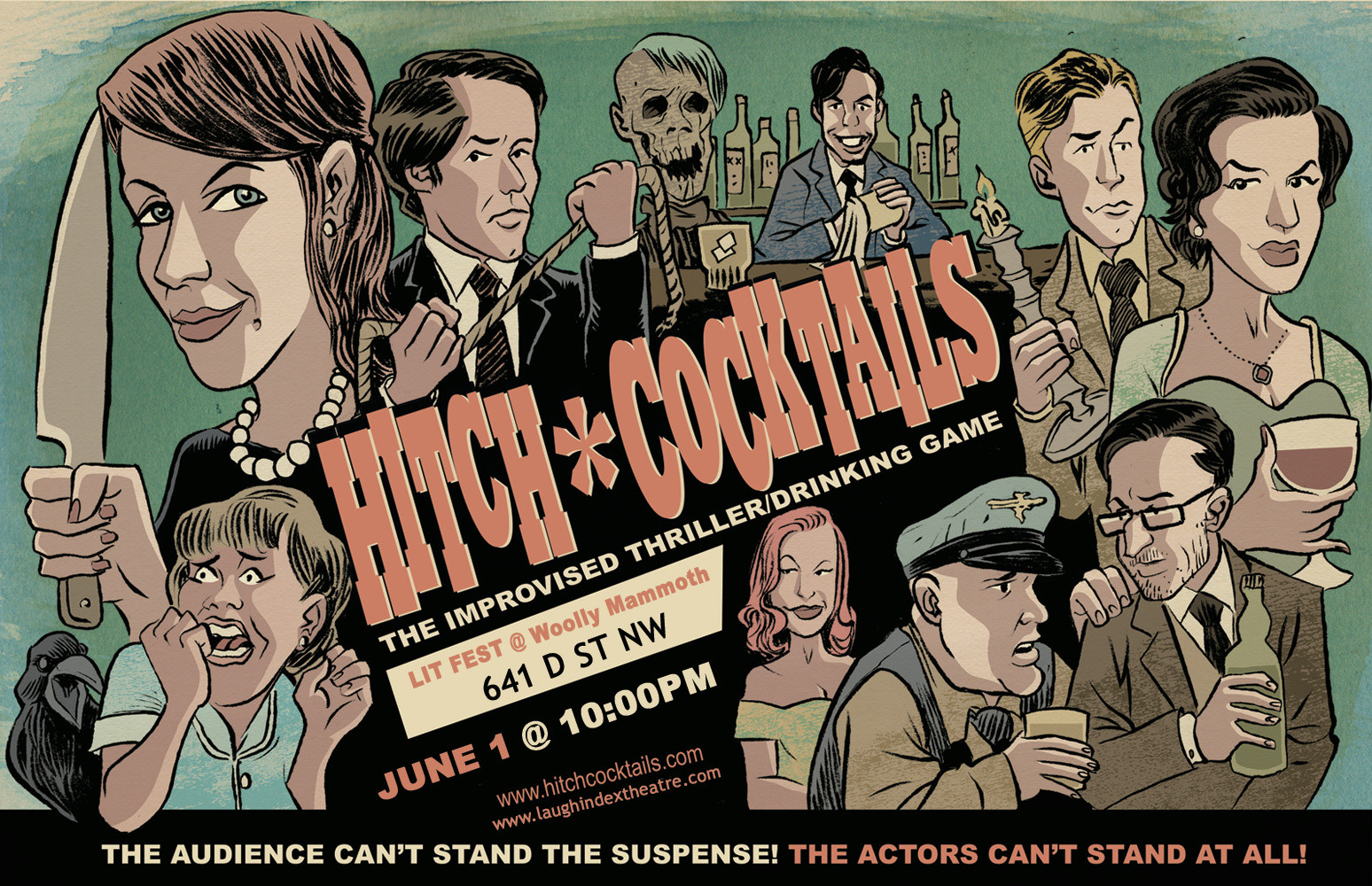 Hitch*Cocktails - Show #2