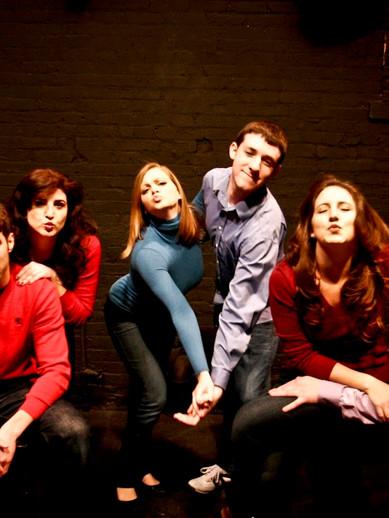 Hot & Sweaty The Original Cast