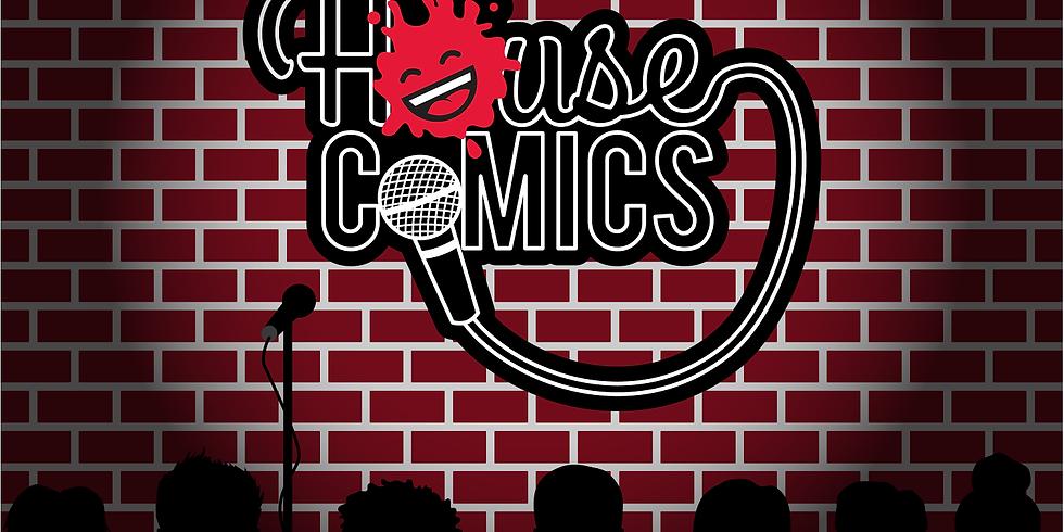LIT's House Comics Show