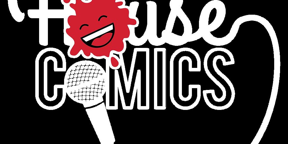LITFest21: Show #5 House Comics