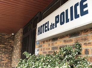 hotel de police