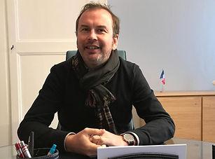 Benoit Pottrie portrait