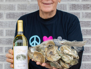 Pair Oysters and Wine for a Succulent Evening