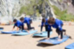 Capus hockey surf