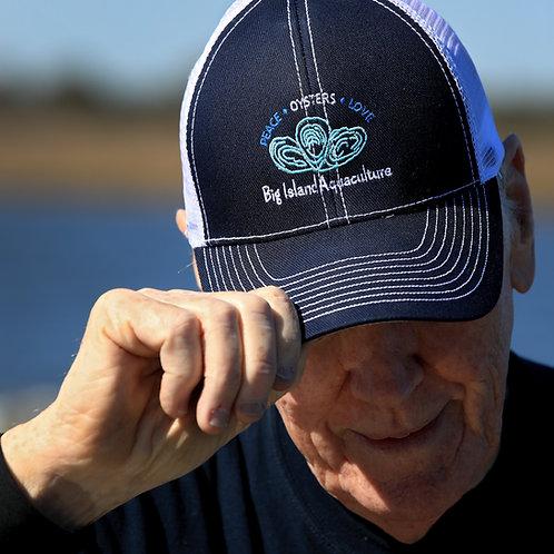 Big Island Aquaculture Hat