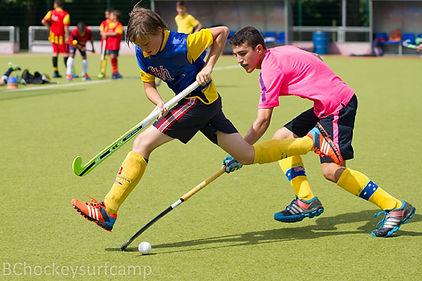 campus de verano- campus de hockey hierb