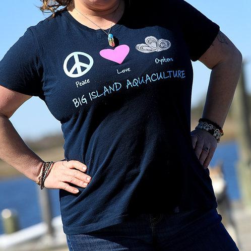 Big Island Aquaculture T-shirts