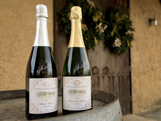 The Williamsburg Winery Rings in a New Year With a Sparkling Addition