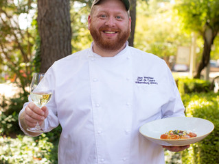 The Williamsburg Winery's Newest Chef Returns to His Roots