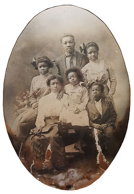 Unknown African Family c1880